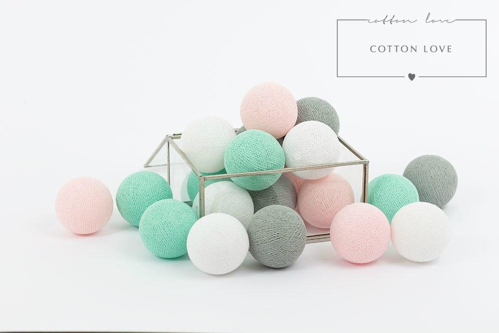Led Cotton Ball Lights